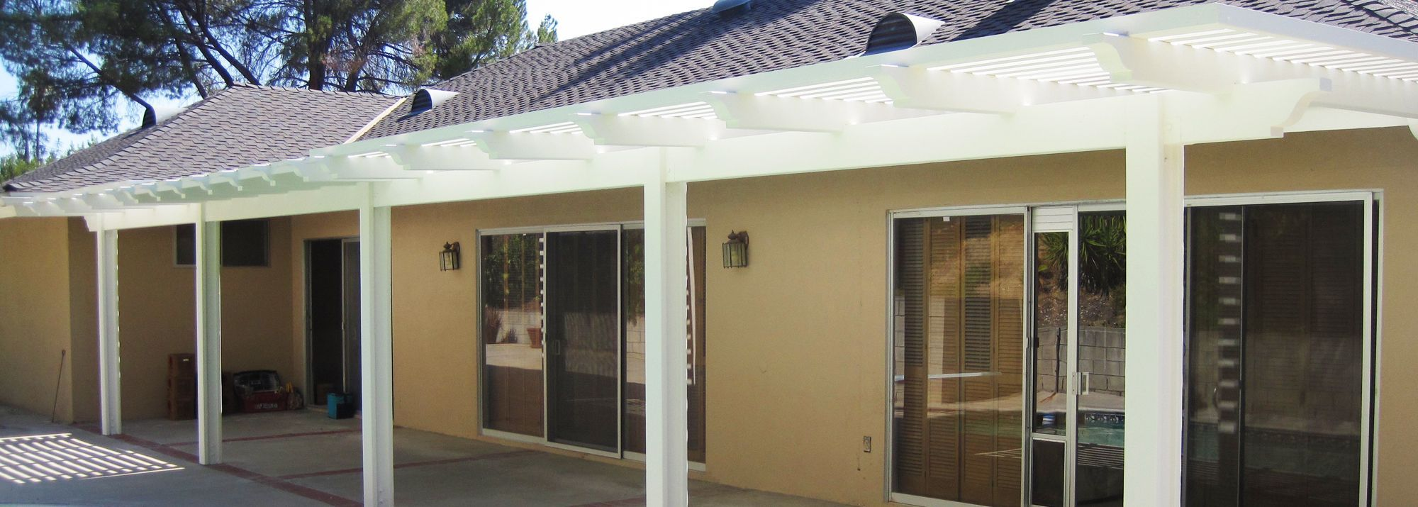 M1 Patio Cover